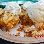 REVIEW: Does The Pumpkin Spice Cheesecake Funnel Cake in Disneyland Live Up To the Hype?