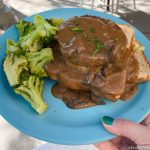 Become A Member of The Clean Plate Club with New Salisbury Steak from Disney California Adventure