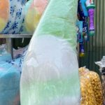 "You'll Be Singing ""O Christmas Tree"" When You See Disneyland's Newest Cotton Candy!"