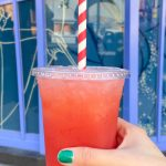 REVIEW: There's Nothing Basic About the Seasonal Cranberry-Orange Lemonade in Disney California Adventure