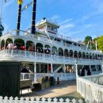 PHOTOS and VIDEO! The Complicated Way the Liberty Belle Riverboat Is Moved in Magic Kingdom