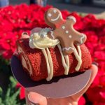 Review! This Yule Log Dessert in Disney Springs Is a Sweet New Treat – With a Twist!