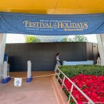 We're LIVE From the 2019 Epcot International Festival of the Holidays!