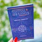 The 2020 EPCOT Festival of the Holidays Booth MENUS Are HERE!