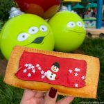REVIEW and PHOTOS: NEW Cinnamon-Apple Holiday Lunch Box Tart in Disney World's Toy Story Land!