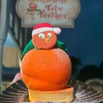 REVIEW: ORANGE BIRD Christmas Treat Flaps Into Mickey's Very Merry Christmas Party!