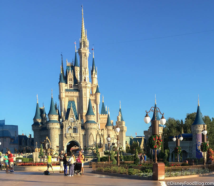 Disney Extends Park Closures
