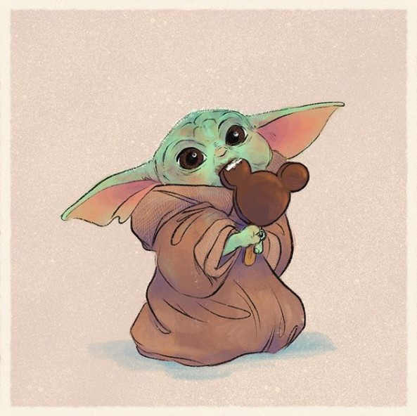 Baby Yoda AND Disney Parks Snacks? Umm…This is the Cutest ...