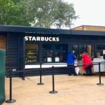 NEWS! Epcot Starbucks is OPEN!