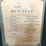 Celebrate New Year's for THREE. WHOLE. DAYS. at Disney World's Wilderness Lodge!