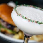 Make Your Holidays Merry and Minty With the NEW Peppermint Bark Martini in Disney Springs!