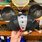 "News! We're Saying ""I DO"" to These NEW Groom Ears in Disney World!"