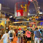 What's New in Epcot — Construction Updates, Baby Yoda Merchandise, and a Pop-up Bar!