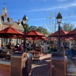 FINALLY! The New Seating Area is Open in Liberty Square in Magic Kingdom!