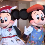 NEWS! Character Costumes Revealed for Breakfast at Topolino's Terrace at Disney's Riviera Resort!