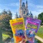 REVIEW! New Stitch Extreme Gummies Cause Delicious Mischief in Disney World!
