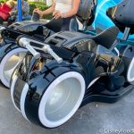 DAY AND NIGHT PHOTOS! Preview the TRON Lightcycles With This NEW Photo-Op at Disney World!
