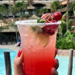 Review: Will the Berry Merry Margarita in Disney World Make Our Nice List?