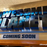 Super AWESOME Signage Has Been Revealed in Epcot's Land Pavilion