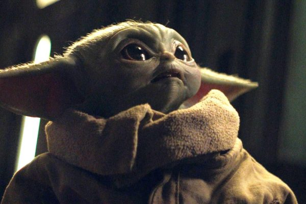 Try to Guess the SECRET Identity of Baby Yoda with the Newest Shirt in Disneyland!