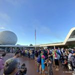 NEWS! Epcot's Entrance Is Lookin' A WHOLE Lot Better in Disney World