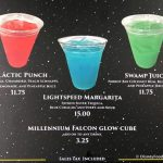 Review! These 3 EXCLUSIVE Star Wars Drinks in Disney World Have The Best Glow Cubes EVER!