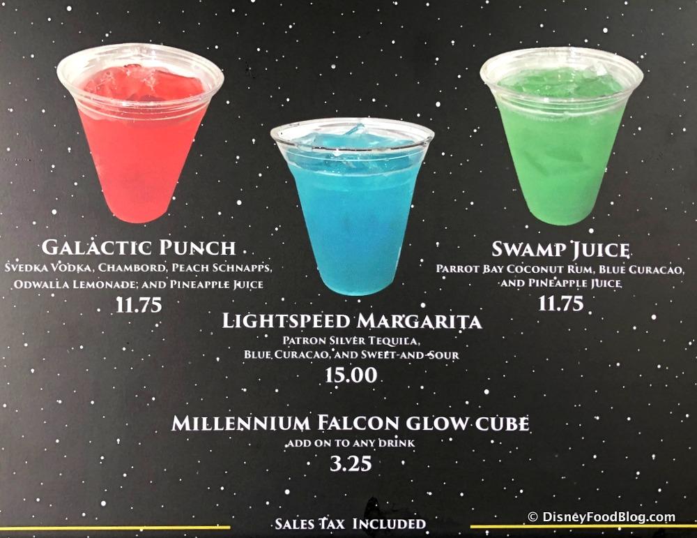 New Disney Parks Star Wars Millennium Falcon Light Up Glow Cube