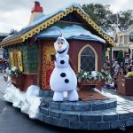 A New Olaf Holiday Tradition Scavenger Hunt Is Coming to the EPCOT Festival of the Holidays!