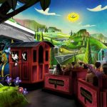 There's a New Poster Series to Help Us Count Down to the Opening of Mickey and Minnie's Runaway Railway in Disney World!