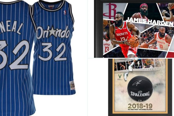 Get Your Hands on Some Signed Merch Coming To The NBA Experience in Disney World Tomorrow!