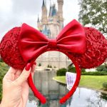 They're HERE! REDD Minnie Ears Spotted in Disney World — Here's Where to Find Them…