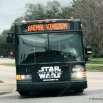 The Force Is STRONG With the New Star Wars Bus at Disney World!