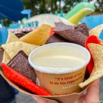 REVIEW: Get Your Chips And Queso ON at the Dino Diner with Animal Kingdom's Tasting Sampler