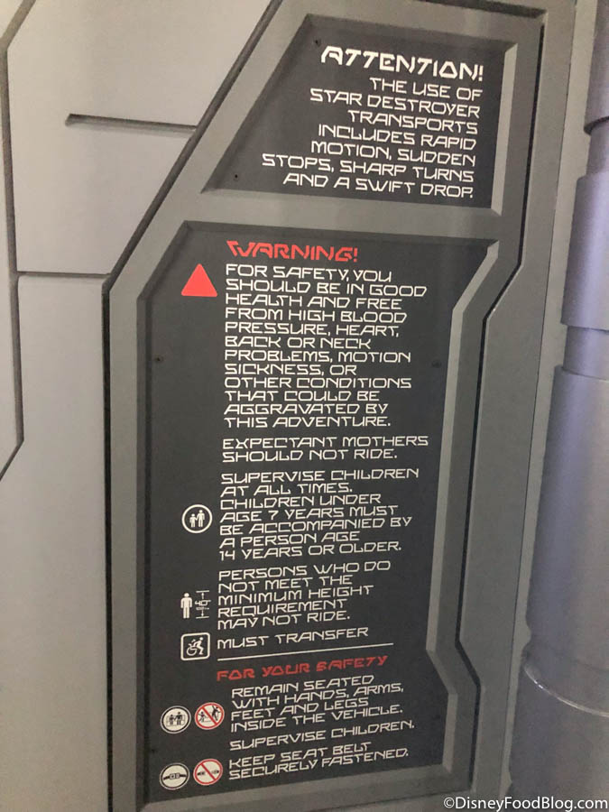 Answers To All Of Your Disney World Rise Of The Resistance Questions