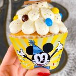 Review! It's Time to Party with the NEW Riviera Resort Cupcake in Disney World! (P.S. It's SUPER Cute)
