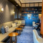 PHOTO TOUR: We're Sayin' Bonjour! To Voyageurs' Lounge at Disney's Riviera Resort