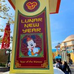 It's Almost Time to Celebrate — The Lunar New Year Booths and Decorations Are UP in Disney California Adventure!