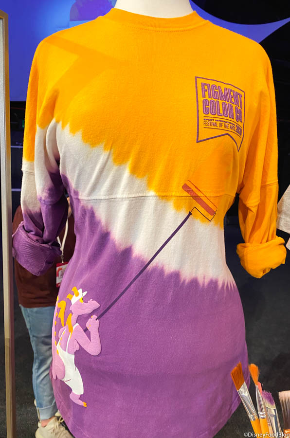 Figment Fans Get Ready Here S A First Look At The 2020 Epcot Festival Of The Arts Merchandise The Disney Food Blog