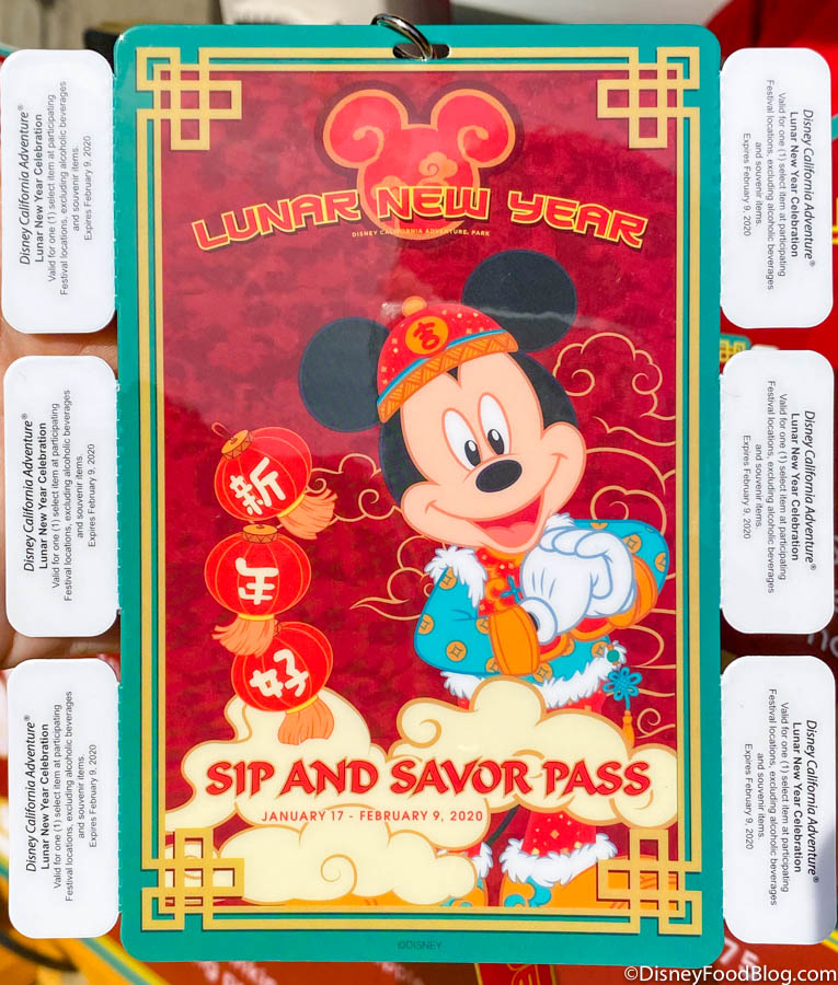 Check Out All Disney California Adventure's Lunar New Year ...