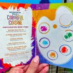 NEWS: The Wonderful Walk of Colorful Cuisine Will Return to EPCOT's Festival of the Arts!