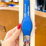 Spotted! An ADORABLE Passholder-Exclusive Minnie MagicBand Has Arrived in Disney World!