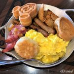 DFB Review: We Had Breakfast with Some Character BFFs at Disney World's 'Ohana!