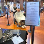 You Can Get a Shave and a Haircut WHERE in Disney World?!
