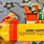 Oh Boy! There's SO MUCH Mickey and Minnie's Runaway Railway Merch Coming to Disney Parks!