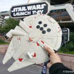 You've Gotta See Disney's MASSIVE Millennium Falcon Fry-Filled Popcorn Bucket!