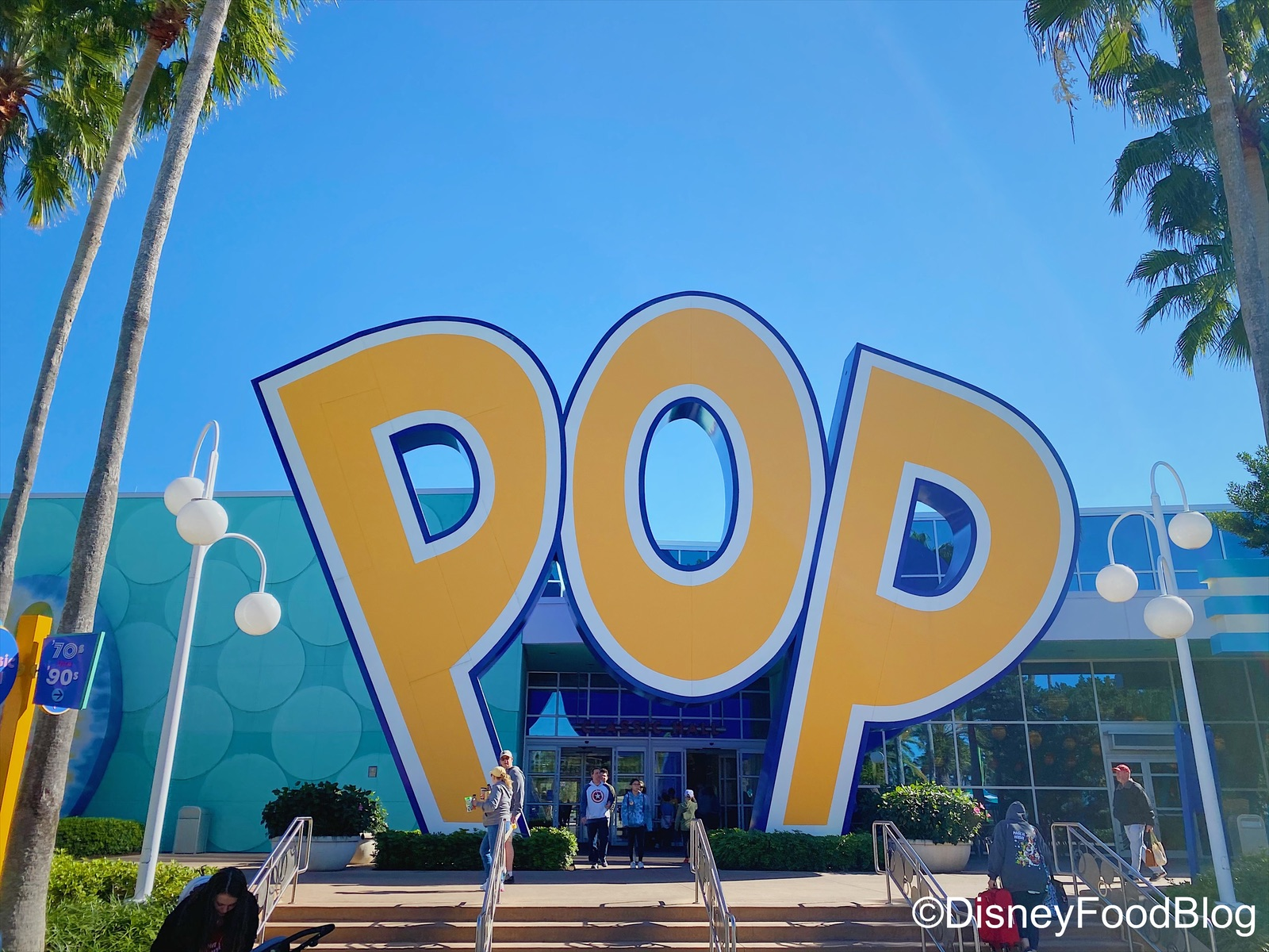 What's New at Disney's Art of Animation and Pop Century Resorts — Pool Construction Updates, LEGGINGS, and Classic Treats!
