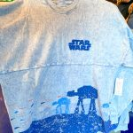 New Star Wars Hoth Spirit Jersey Has Landed in Disneyland!