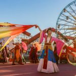 FIRST LOOK at Disney California Adventure's 2020 Lunar New Year Food and Merch!