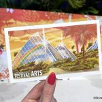 Epcot's Festival of the Arts' Paint-By-Number Murals Are Returning, But In a New Location!