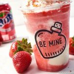 We Can't Wait to Try The NEW Love Potion Shake in Disney World!